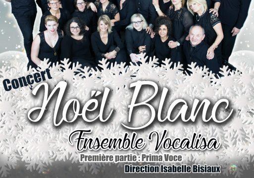 Concert Noël Blanc
