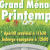 Le comité citoyen organise son Grand Ménage de Printemps !