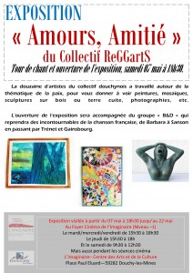 affiche expo ReGGartS