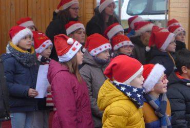Retour en image des évènements de fin d'année ! Concert de Vocalisa, marché de Noël, concert de l'Harmonie Municipale, …