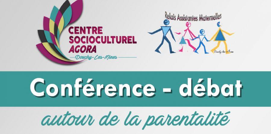 Conférence débat autour de la parentalité... - Ville de Douchy-les-Mines b26fec2dd7b