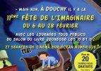 Inauguration de la 11ème Fête de l'Imaginaire ce vendredi à 18h