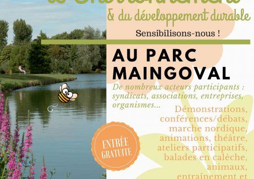 Bientôt premier forum de l'environnement et du développement durable !
