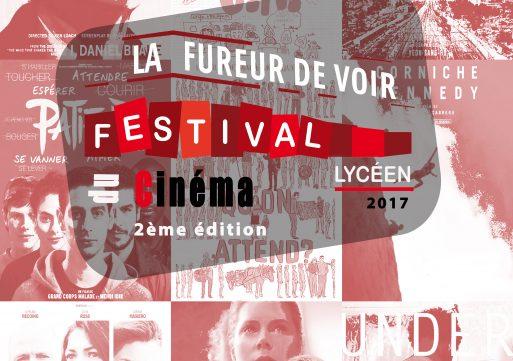 La Fureur de Voir – 2ème édition du Festival Cinéma des Lycéens