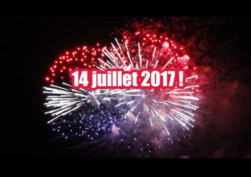 14 juillet 2017 à Douchy-les-Mines !