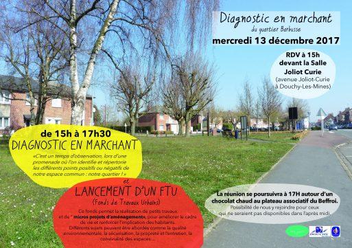 Réunion FTU pour le quartier Barbusse & dernier comité Citoyen