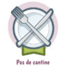 Attention pas de restauration scolaire 14 décembre