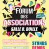 Forum des associations !