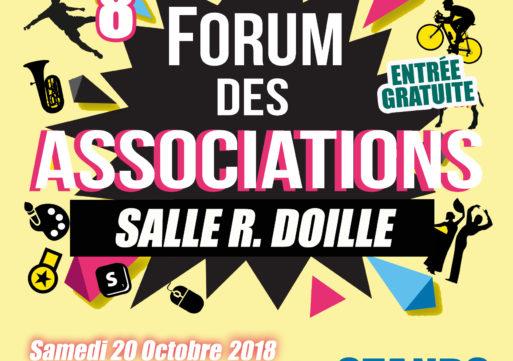 Forum des associations !
