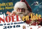 Noël en fête à Douchy ! Rendez-vous pour le marché de Noël du 14 au 16 Déc.