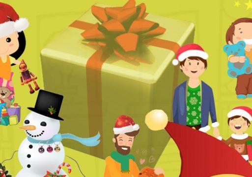 """Spectacle """"Mon plus beau cadeau de Noël…"""""""