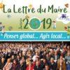 La lettre du maire 2019