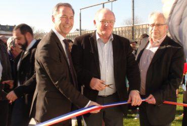 Inauguration nouveau local AMI