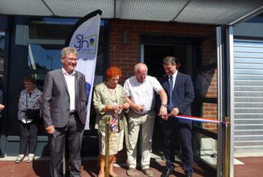 Inauguration de la résidence Elsa Triolet