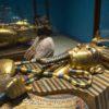 Exposition des 100 ans de Toutânkhamon
