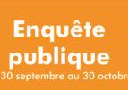Enquête publique PLUi septembre-octobre