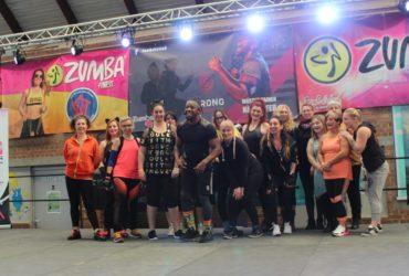 Master Class avec Strong by Zumba & Zumba Fitness