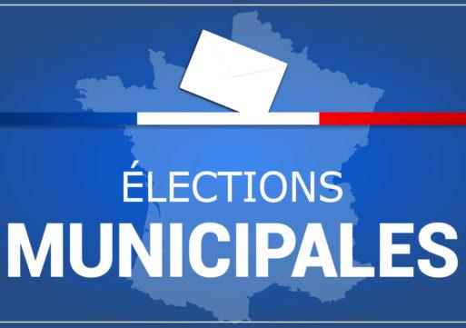 Élections – Changement bureaux de vote