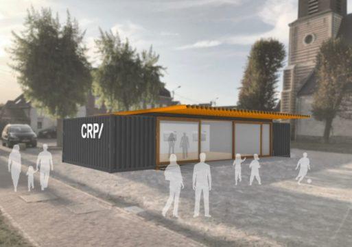 Inauguration de LaBOX, antenne pédagogique & culturelle du CRP/