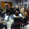 Baptême des salles de l'école municipale de musique Frédéric Chopin