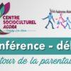 Conférence/débat autour de la parentalité…