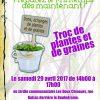 Troc de plantes & de graines !